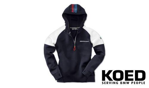 Bmw motorsport hoodie ladies