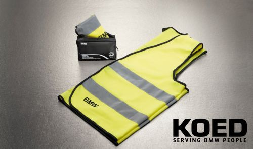 BMW high-visibility jacket, 2