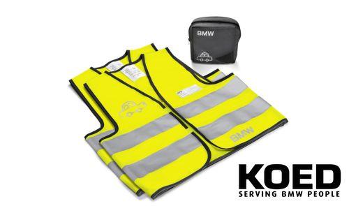 Bmw children's reflective vest