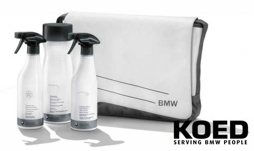 Bmw care bag, summer edition