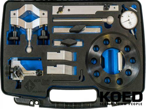 Brake Rotor Gauge Tool
