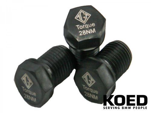 AGA bottom plug set M16x1.5 /